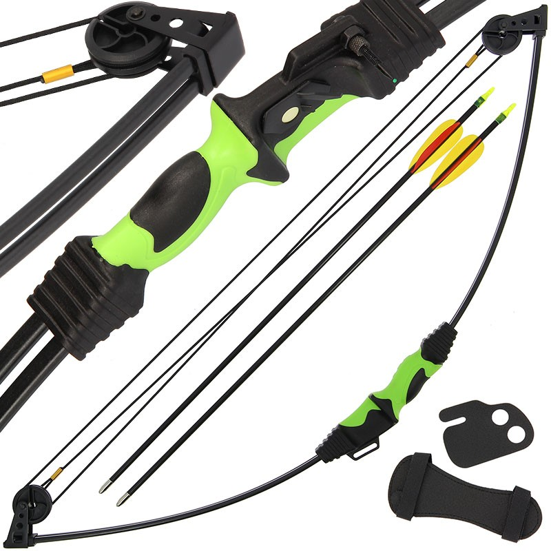 Anglo Arms 12lb 'Master Archer' Compound Bow Set