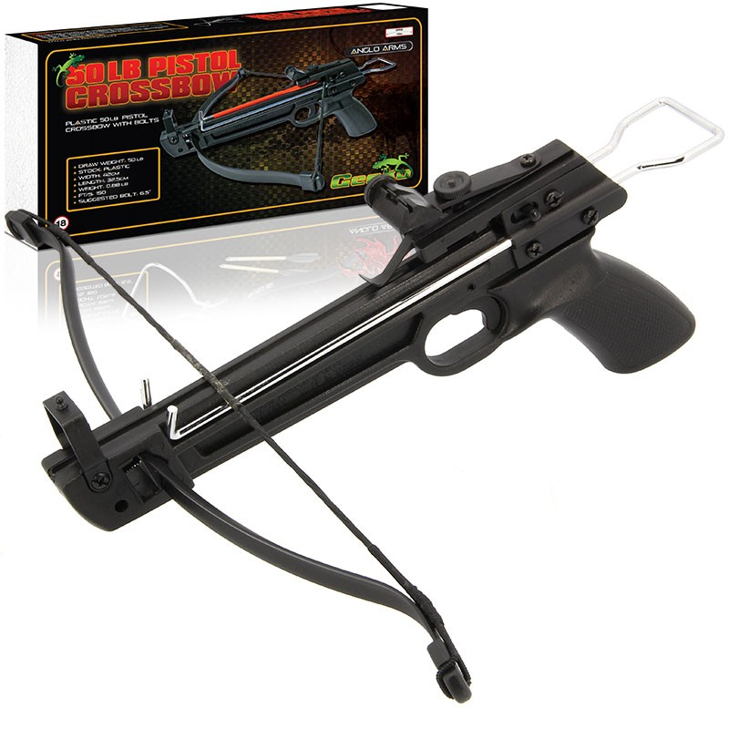 Anglo Arms GEKKO 50lb Crossbow Pistol