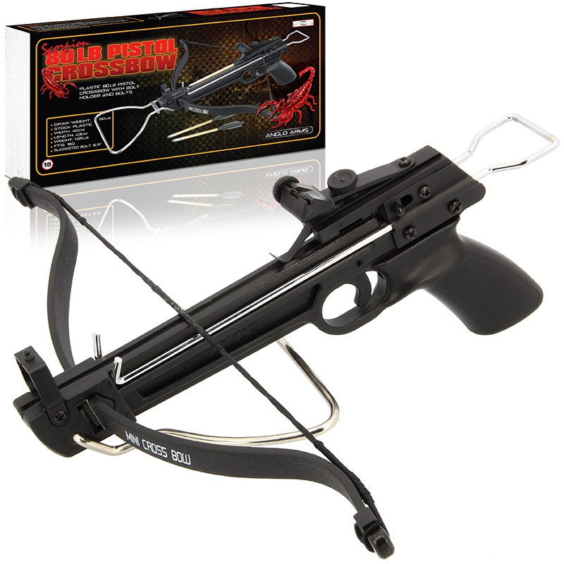 Anglo Arms SCORPION Plastic 50lb Crossbow Pistol