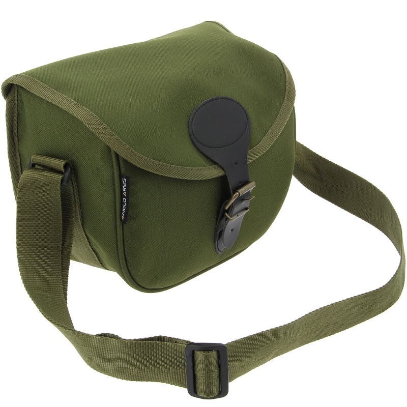 Anglo Arms Green Cartridge Bag
