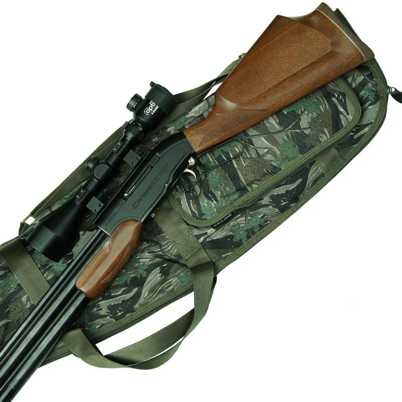 Gunbag, Camo With Fleece Liner