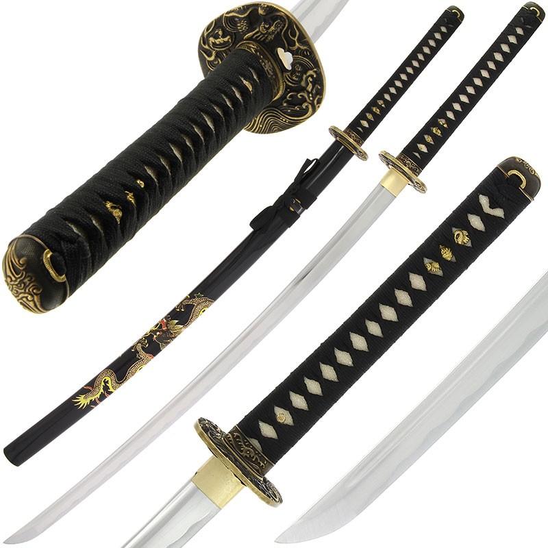 Anglo Arms Eastern Dragon Handmade Sword