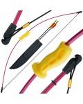 "10lb, 36"" Starter Bow and Arrow Set"