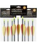 "30"" Fiberglass Bow Arrows"