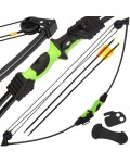 12lb 'Master Archer' Compound Bow Set