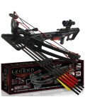LEGEND 175lb Black Compound Crossbow