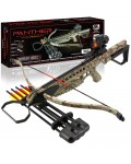 PANTHER 175lb Camo Recurve Crossbow
