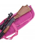 Gunbag, Pink With Padded Liner
