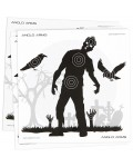 50 Zombie Paper Targets