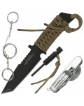 Fixed Blade Survival Knife Set