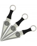 Bullseye Throwing Knife Set