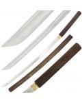 Handmade Wenge Wood Traditional Sword