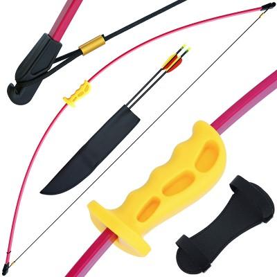 """Anglo Arms 15lb 51"""" Starter Bow and Arrow Set"""