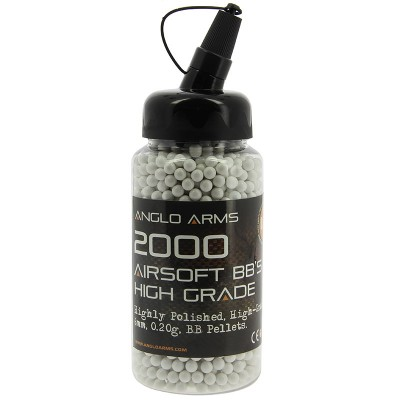 nglo Arms 2000 High Grade Polished 0.20g White BB's