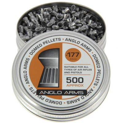 Anglo Arms .177 Domed Pellets