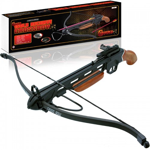 Anglo Arms Short Stock 150lb Recurve Crossbow