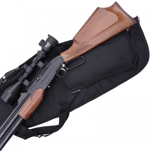 Gunbag, Black With Fleece Liner