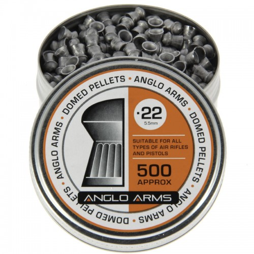 Anglo Arms .22 Domed Pellets