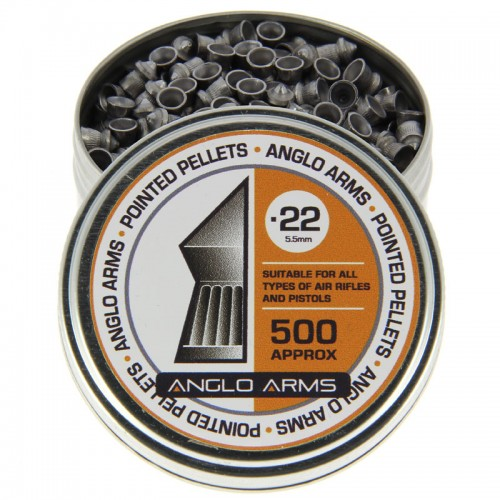 Anglo Arms .22 Pointed Pellets