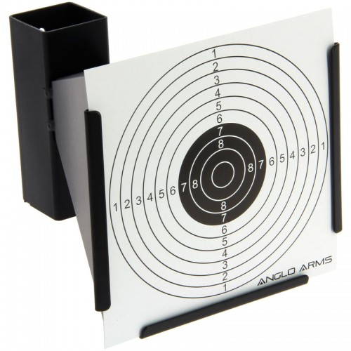 Anglo Arms Square Funnelled Target Holder & Catcher