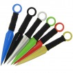 Anglo Arms 12 Multi-Coloured Throwing Knife Set